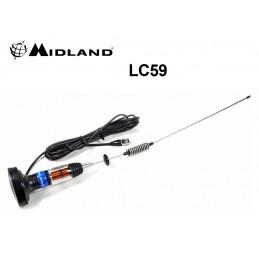 CB magnetinė antena Midland...